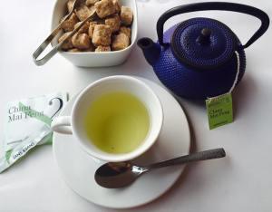 Need I say more... (ik gebruik uiteraard geen suiker in mijn thee, maar vond het voor het plaatje wel mooi staan).