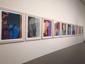 Andy Warhol: 10 Portraits of Jews of the 20th Century - hopelijk zijn ze echt!