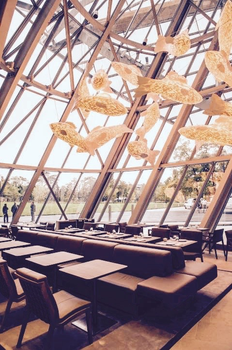 Restaurant Le Frank.