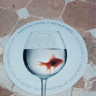 Vis moet zwemmen!